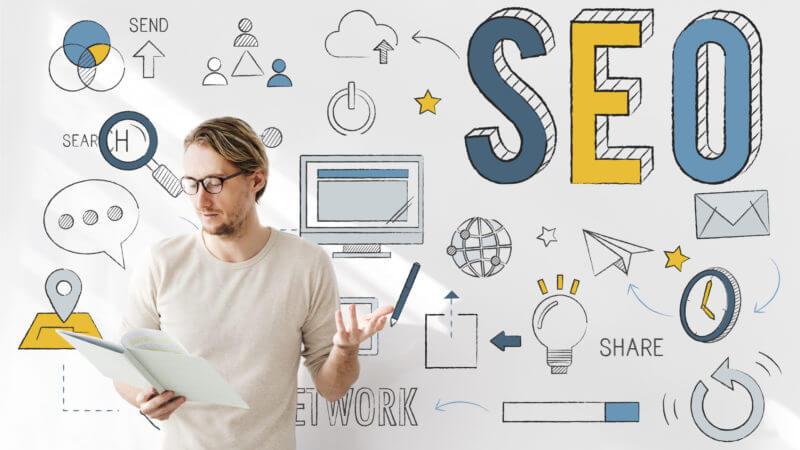 Social Media And SEO Work